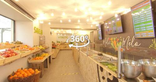 Miniature visite virtuelle 360 Méli Mélo - Digital Flight - Agence audiovisuelle grand ouest
